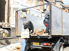 builders rubbish removals