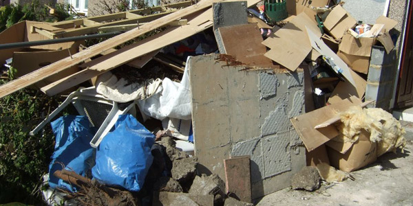 builders waste rubbish clearance skip